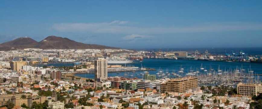 Reis på ferie til Las Palmas