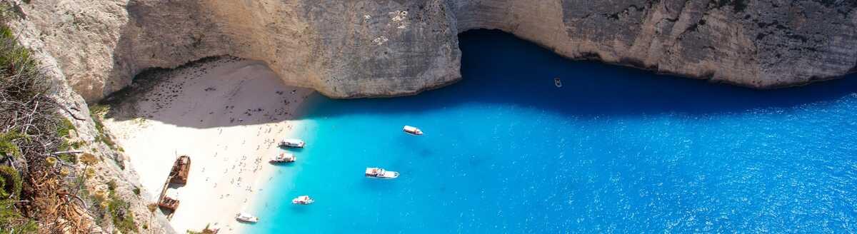 package deals to zante greece