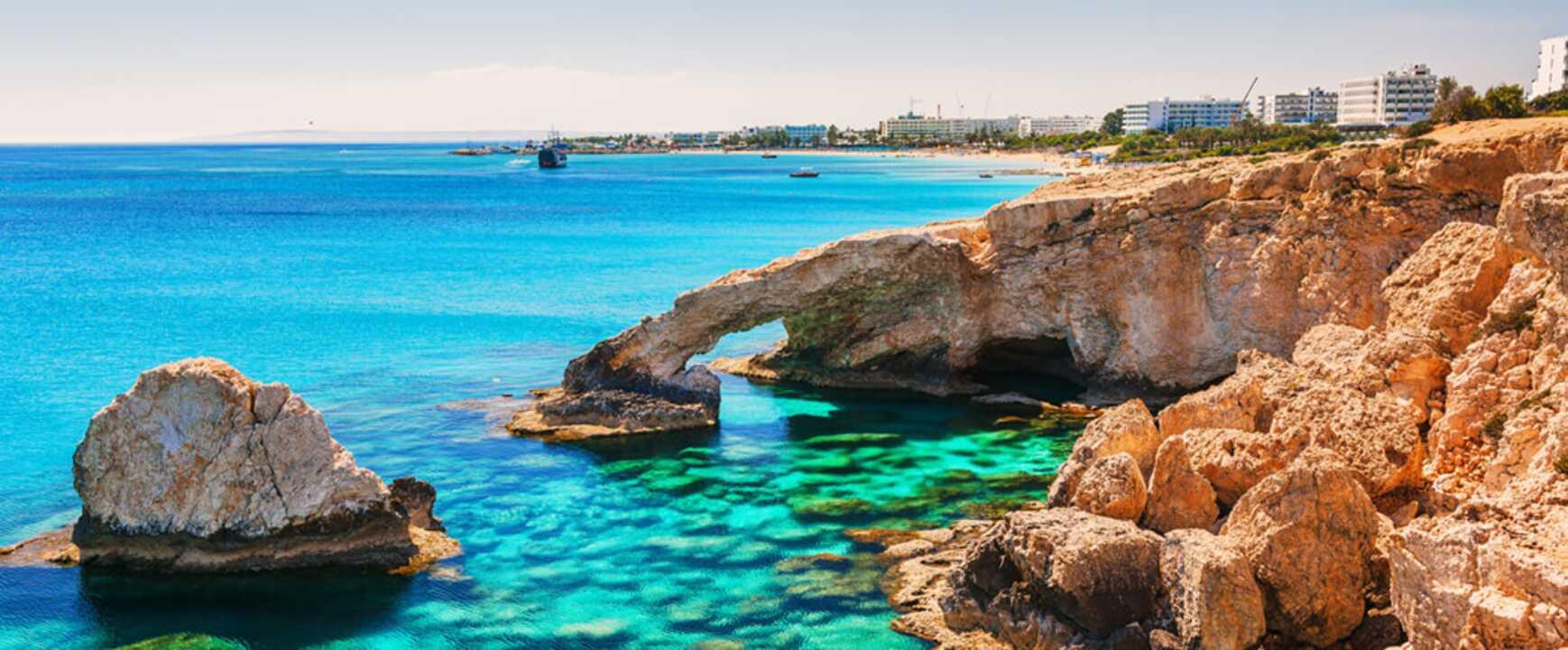 Reis på ferie til Cyprus