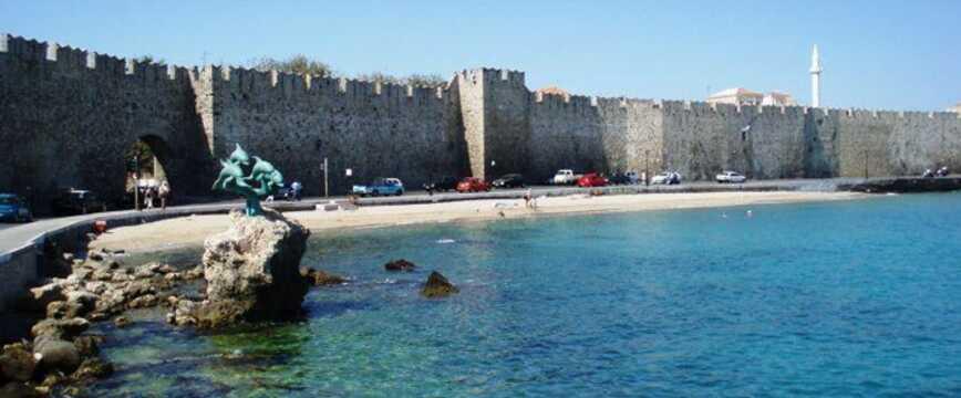 Reis på ferie til Rhodes Town