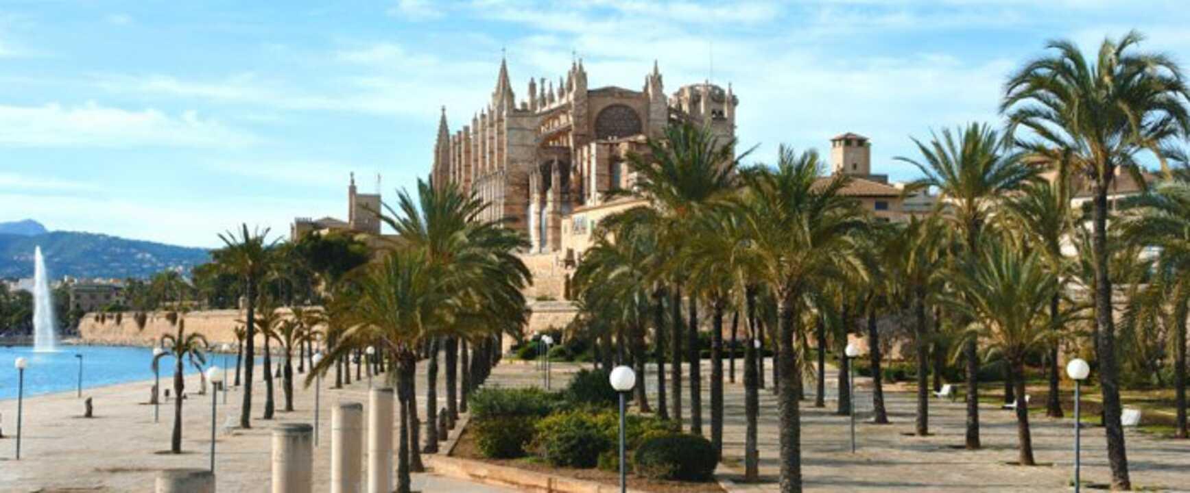 Reis på ferie til Palma