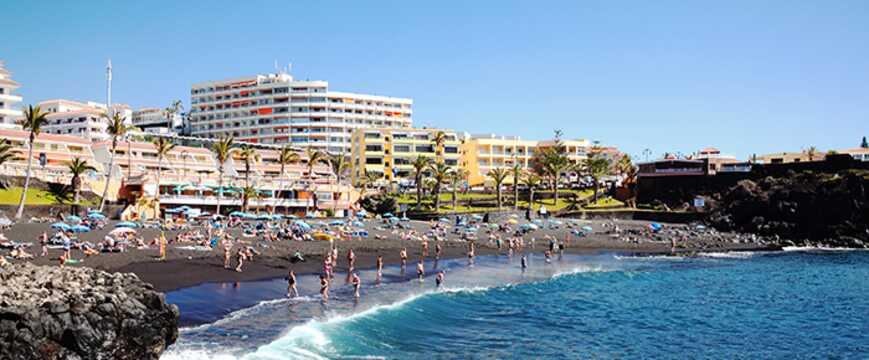 Reis på ferie til Playa De La Arena