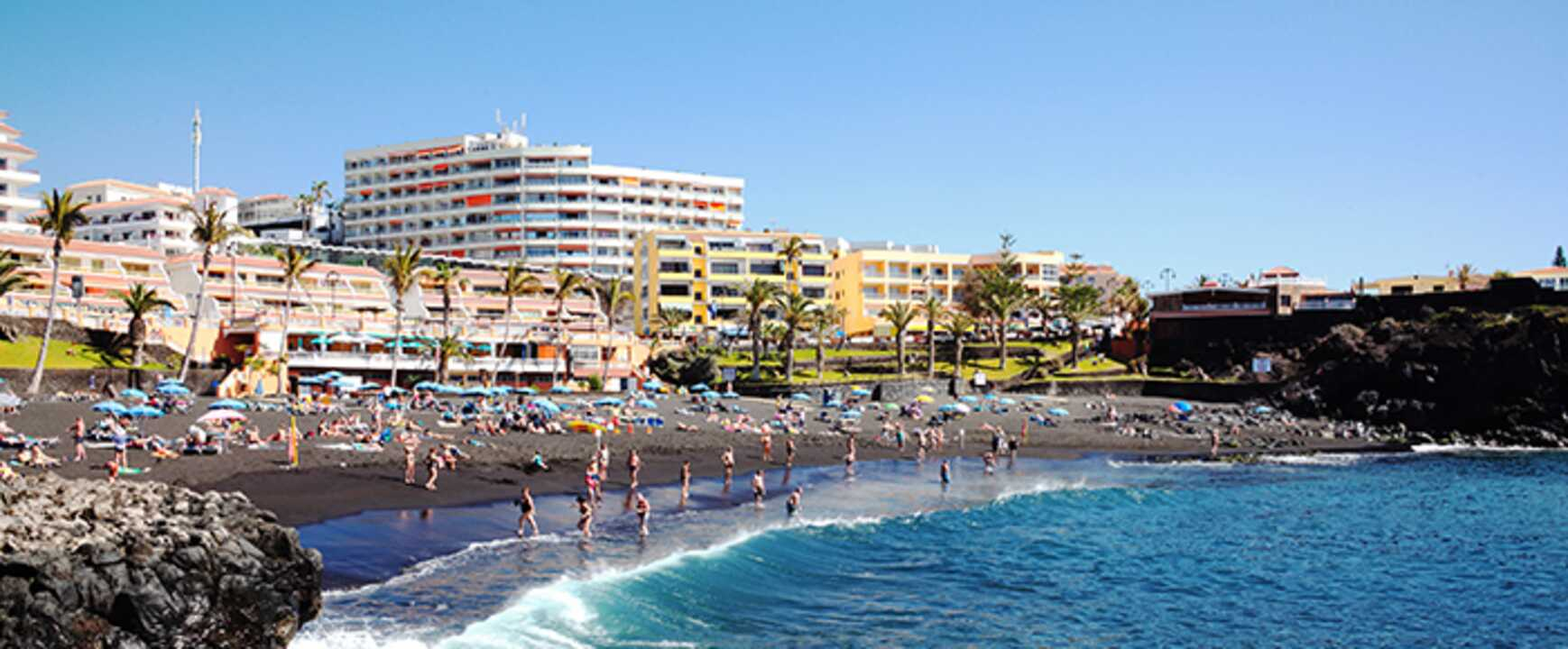 Cheap Holidays To Playa De La Arena On The Beach